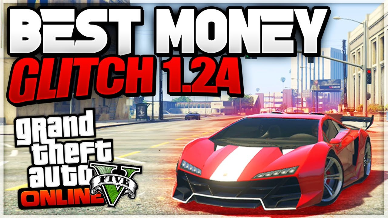Gta Online Money Glitch